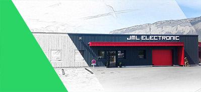 JML Electronic - Fournisseur et distributeur pour l'électronique - Grenoble