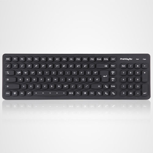 SIK 2500 – Clavier numérique en silicone 104 touches