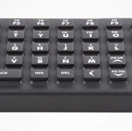 SIK 65 – Clavier numérique en silicone 65 touches