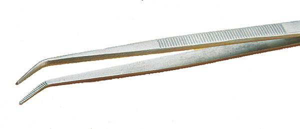 Brucelle pointes fortes semi-fines coudées C2-SA